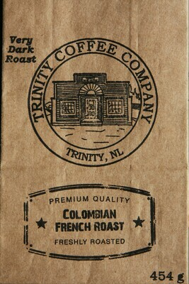 1LB- Colombian French Roast