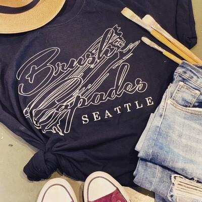 BrushCapades Paintable T-shirt
