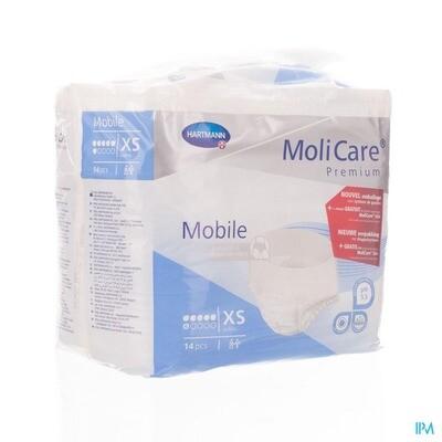 MOLICARE PR MOBILE 6 DROPS XS 14 P/S
