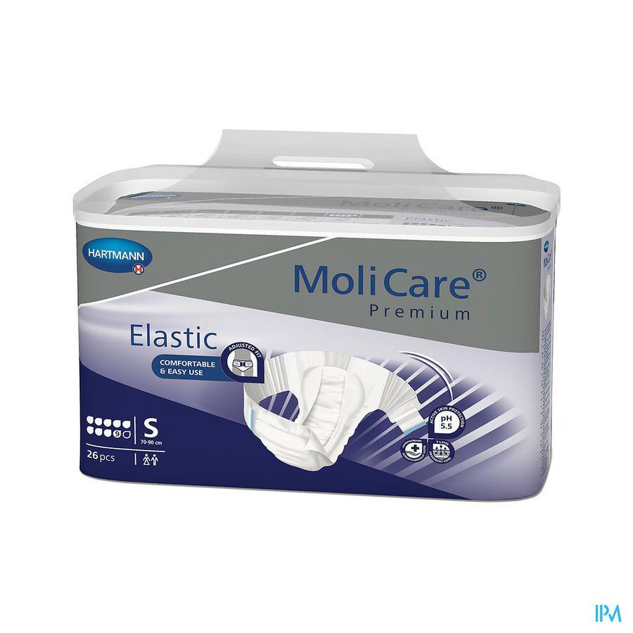 MOLICARE PR ELASTIC 9 DROPS S 26 P/S