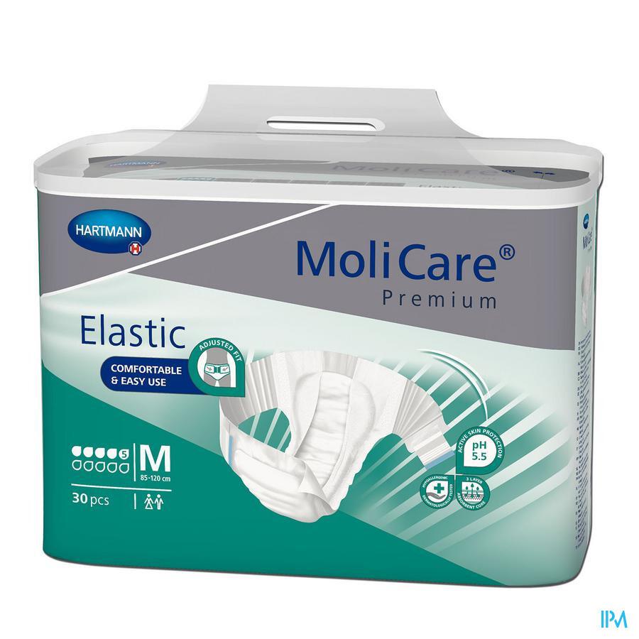 MOLICARE PR ELASTIC 5 DROPS M 30 P/S