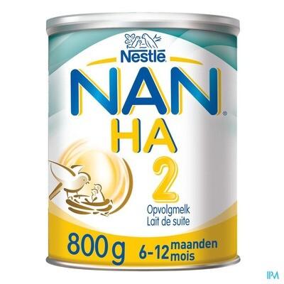 NAN HA2 MELKPDR 800G