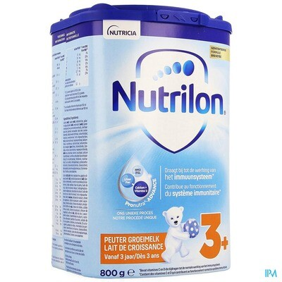 NUTRILON 3+ PDR 800G