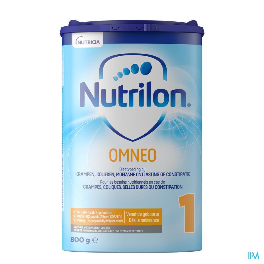 NUTRILON OMNEO 1 ZUIGELINGENMELK PDR 800G