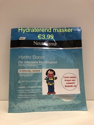 Hydraterend Masker Neutrogena (gepersonaliseerd mogelijk)
