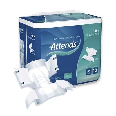 ATTENDS SLIP REGULAR PLUS 10 MEDIUM 1X14st