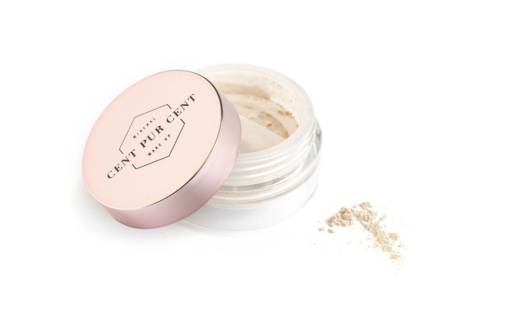 CENT PUR CENT LOSSE MINERALE SHADOW BEIGE       2G
