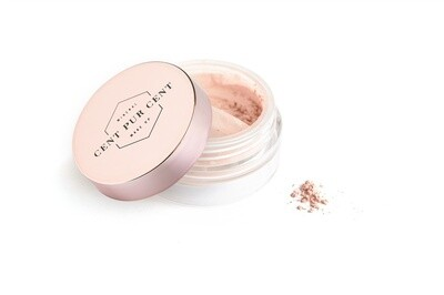 CENT PUR CENT MINERAAL PDR ROSE TENDRE          2G