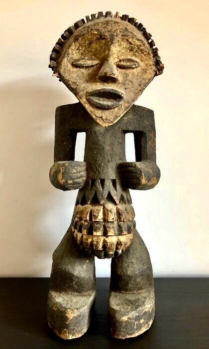 Tadep male figure