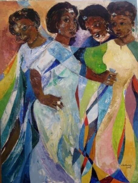 Kanuri Women