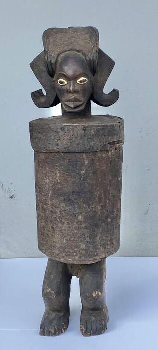 Chokwe (Angola) box