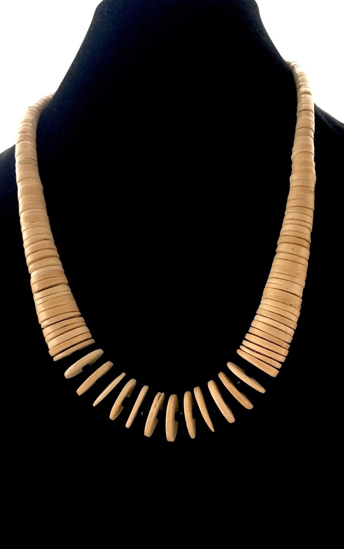 Jigida flat beads necklaces