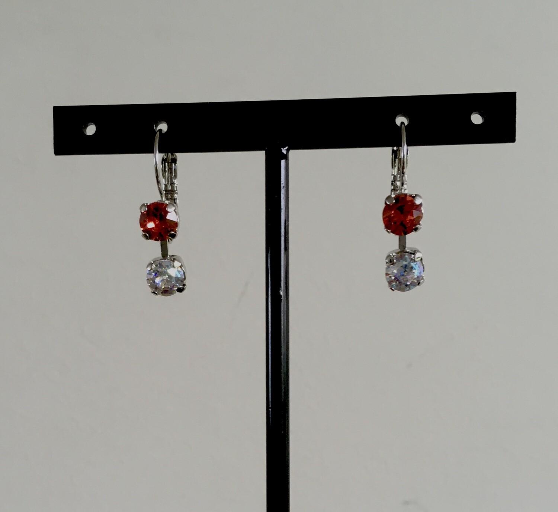Koh I noor earrings