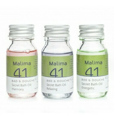 Malima Secret Bath Oils