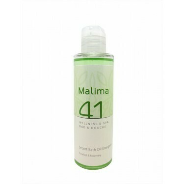 Malima Bath Oil Energetic
