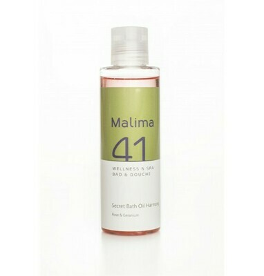 Malima Bath Oil Harmony