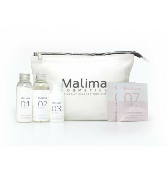 Malima Home Treatment Set Skin Firming