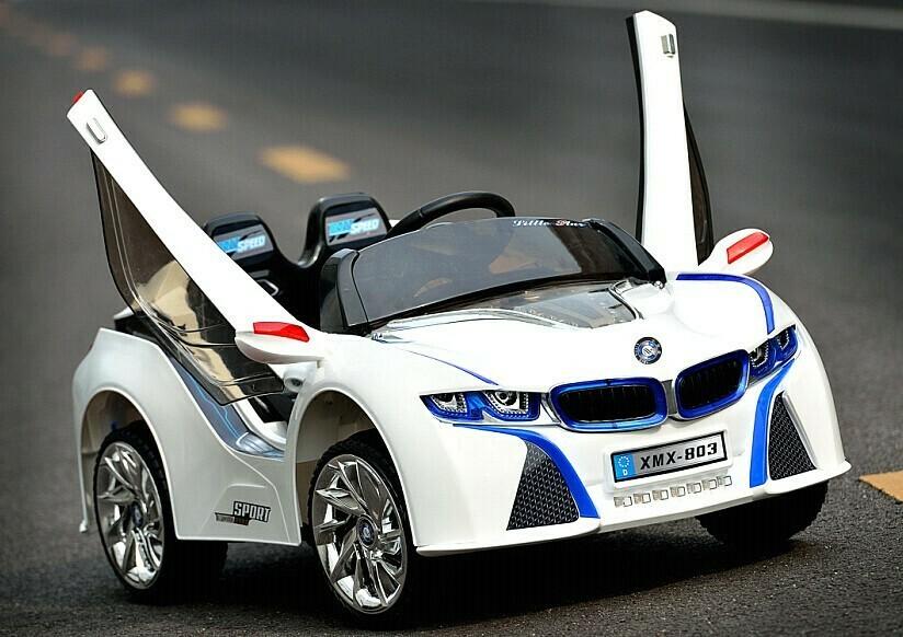 Kinderfahrzeug - Elektro Auto CONCEPT-2 2x30W - 2x 12V- 2,4Ghz, mit MP3