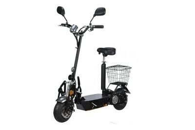 E-Scooter - bis Zu 35 Km/H Schnell - 25km Reichweite - mit Straßenzulassung BEEC