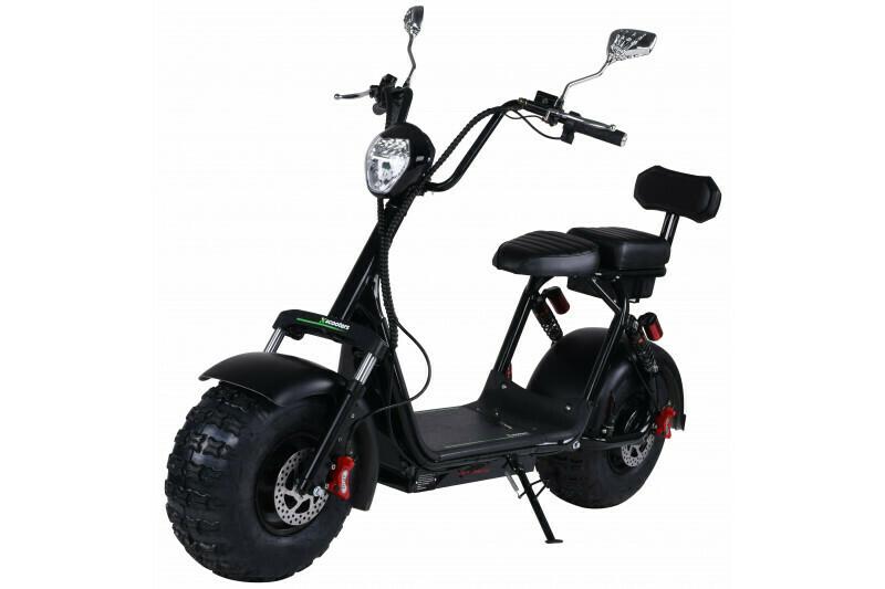 E-scooter - BigBoy - 60V 21Ah 1000W 50km/h 50km