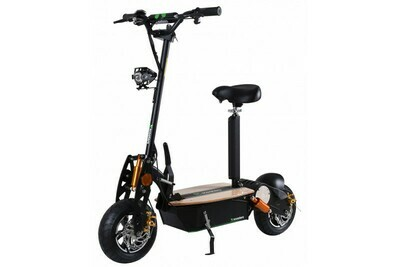 E-scooter CONQUEROR 3 - 48V 12Ah 1800W 40km/h 25km