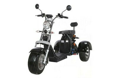 VENAXIO HARLEY-TRICYCLE - 1500W 60V 20Ah/40Ah 45km/h - mit Straßenzulassung