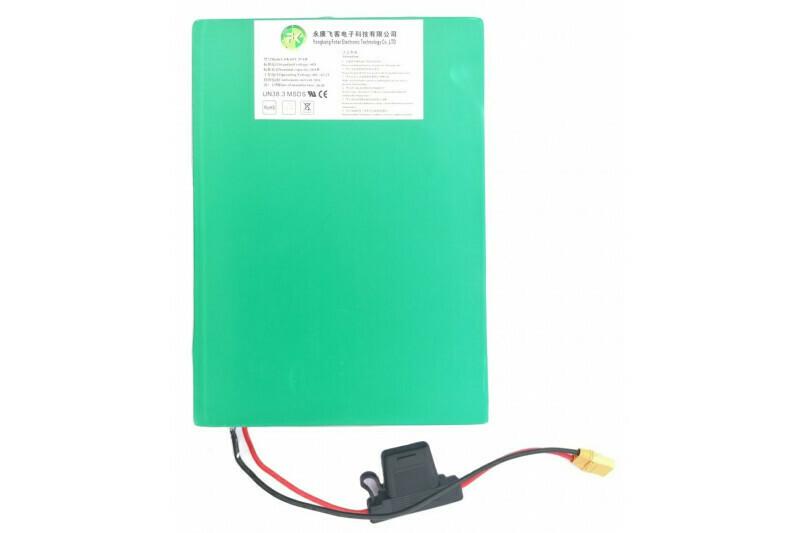 Batterie 60V 12Ah (für den Fußraum)