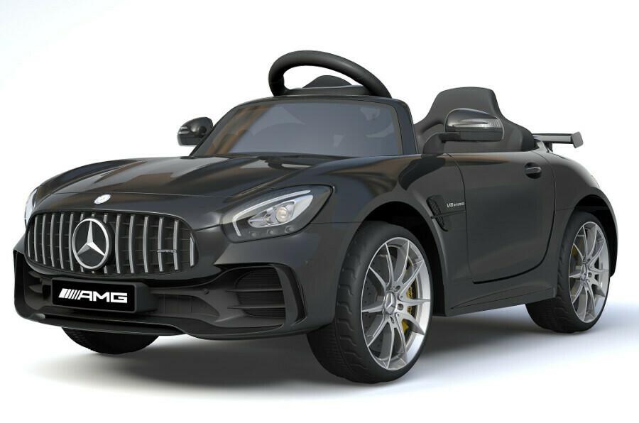 Kinderfahrzeug - Elektro Auto Mercedes - Lizenziert