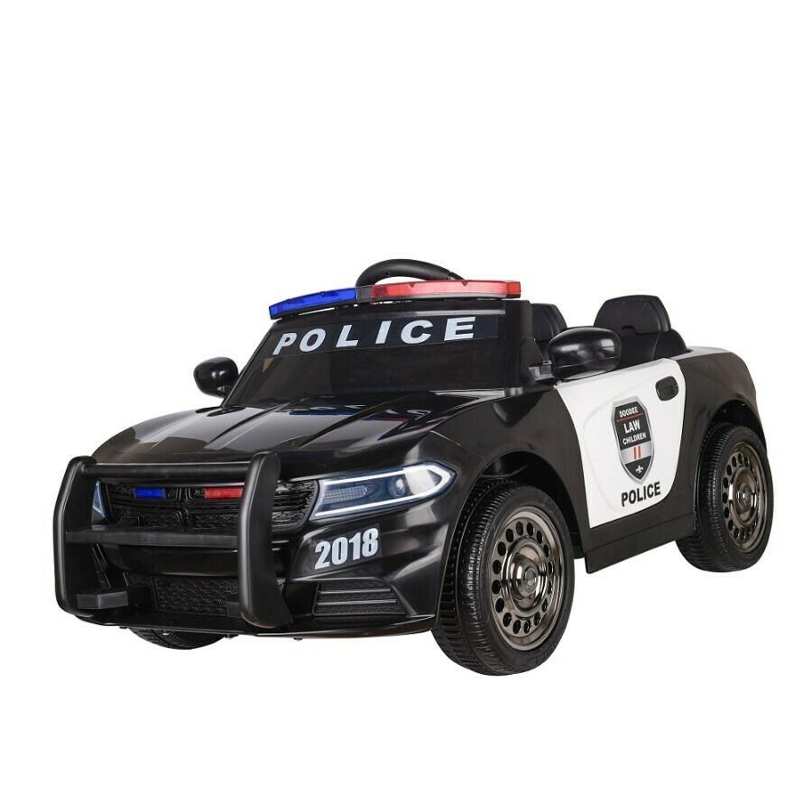 Kinderfahrzeug - Elektro Auto Polizei 152