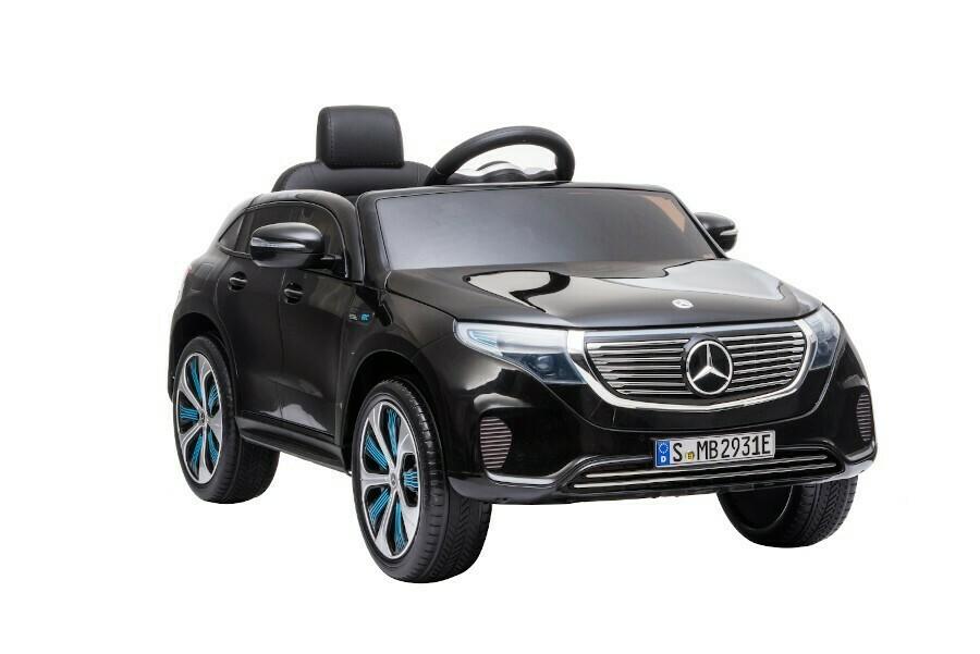 Kinderfahrzeug - Elektro Auto Mercedes EQC