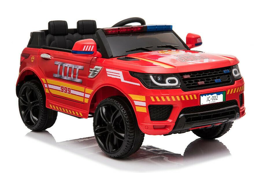 Feuerwehr Kinderfahrzeug - Elektro Auto