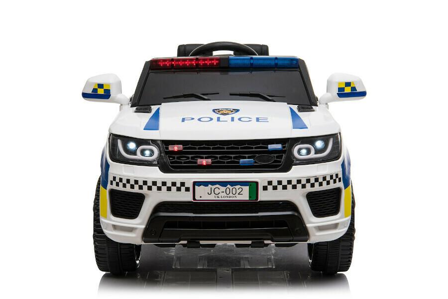 Polizei Kinderfahrzeug - Elektro Auto - Nummer 4134