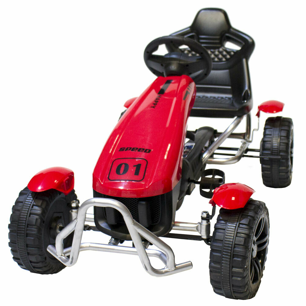 KART PEDALS A101 RED EDITION