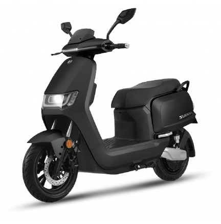 SUNRA RS E-Roller || Reichweite bis 130km 80km/h 125E EEC 3000W/40AH LG/Panassonic - mit Zulassung EEC