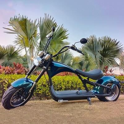VENAXIO E-420 E-Roller - 2000W 60V 20/30Ah Lithium Batterie -  EEC Bike
