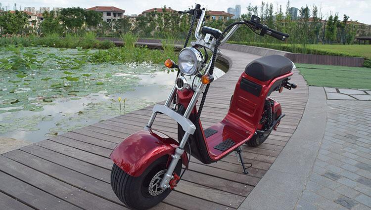 VENAXIO R-150 1500W 40Ah bis 120 km RW