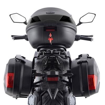 VENAXIO VRS01 (ODIN & V6000) Top-Case, Seitenkoffer und dazugehörige Halterungen