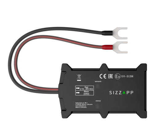 SIZZAPP 2 Wire