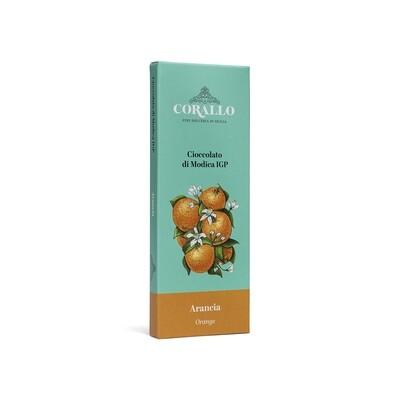 Cioccolato di Modica IGP - Arancia