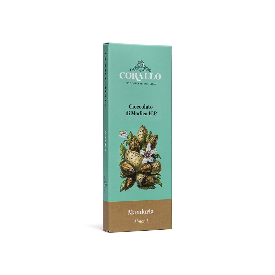 Cioccolato di Modica IGP - Mandorla