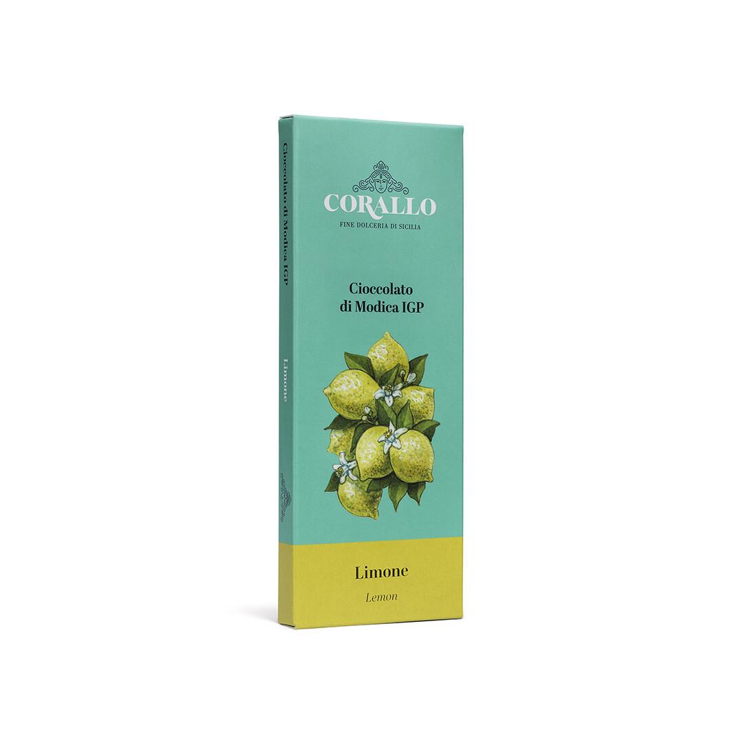 Cioccolato di Modica IGP - Limone