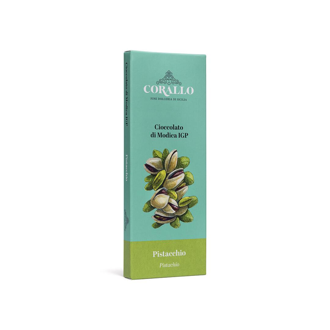 Cioccolato di Modica IGP - Pistacchio