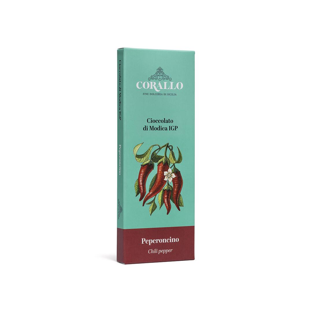 Cioccolato di Modica IGP - Peperoncino