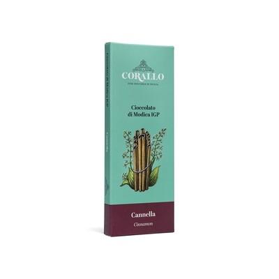 Cioccolato di Modica IGP - Cannella