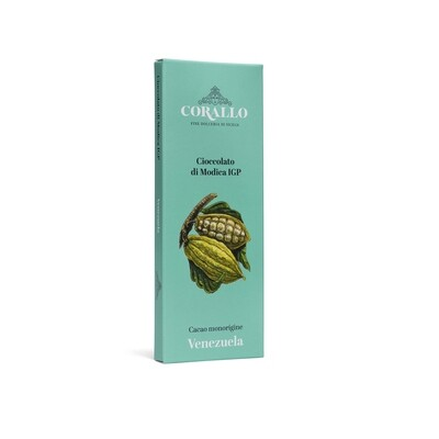 Cioccolato di Modica IGP Monorigine - Venezuela