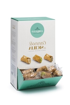 Espositore - Cannoli Siciliani