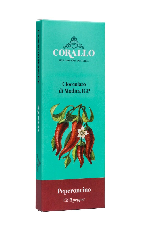 Ricarica Espositore Cioccolato di Modica IGP da 5 pezzi