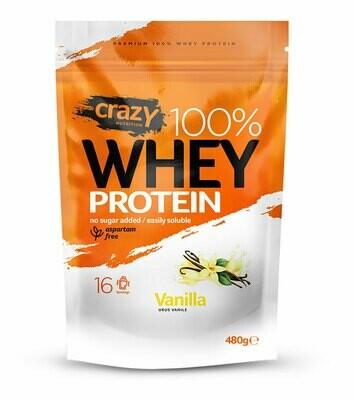 Whey protein 480g - Vanila
