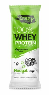 Whey protein - Nougat - Paket 20 kesica x 30g