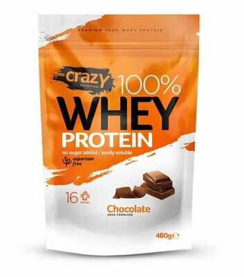 Whey protein 480g - Čokolada